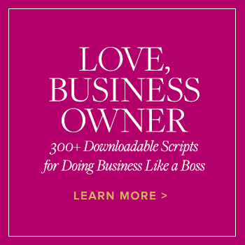 Love Business Owner Woo Commerce Image